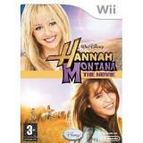 Hannah Montana - The movie - Nintendo Wii [Second hand], Simulatoare, 3+, Multiplayer