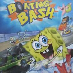 Nickelodon - Spongebob Squarepants - Boating bash - Nintendo Wii [Second h] fm - Jocuri WII, Curse auto-moto, 3+, Multiplayer