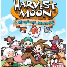 Harvest Moon - Magical Melody  - Nintendo Wii [Second hand], Board games, 12+, Multiplayer