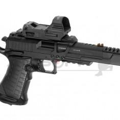 Replica Race Gun CO2 Elite Force arma airsoft pusca pistol aer comprimat sniper shotgun