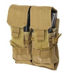 Portincarcator dublu M4/M16/AK-74 Coyote