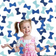 Tun confetti party funde albastre