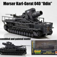 Macheta Morser Karl-Gerat - WW II - EASY MODEL scara 1:144 - Macheta auto