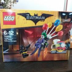 LEGO Batman Movie Evadarea lui Joker cu balonul (70900)
