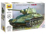 Macheta Zvezda Tanc Sovietic T-34/76 1:72