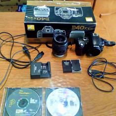 Nikon D40X - Aparat foto DSLR