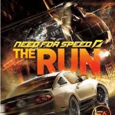 Need for Speed – The Run - NFS - Nintendo Wii [Second hand] - Jocuri WII, Curse auto-moto, 12+, Multiplayer