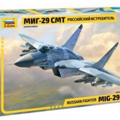 Macheta Zvezda Avion Rusesc MIG-29 SMT 1:72