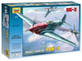 Macheta Zvezda Avion Sovietic Yak-3 1:48