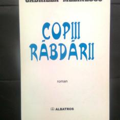Gabriela Melinescu - Copiii rabdarii (Editura Albatros, 1998)