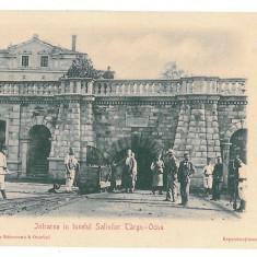 2978 - TARGU-OCNA, Bacau, Romania, Salina, Litho - old postcard - unused, Necirculata, Printata