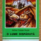 Arthur Conan Doyle - O lume disparuta - Carte de povesti