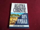 AGATHA CHRISTIE - DUPA FUNERALII, Agatha Christie