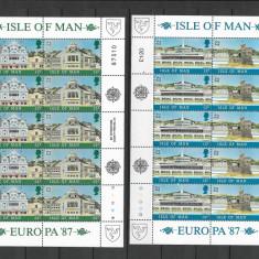 Isle of Man 1987 - Timbre straine, Nestampilat