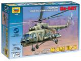 Kit Macheta Zvezda Elicopter MIL MI-17 1:72