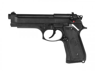 Replica KJW M9 full metal NEW arma airsoft pusca pistol aer comprimat sniper shotgun foto