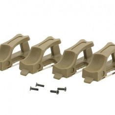 Set maner incarcator M4 Coyote - Incarcatoar Airsoft
