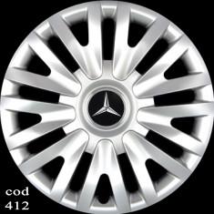 Capace roti 16 Mercedes - Livrare cu Verificare, R 16