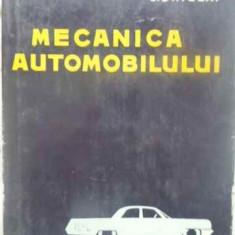 Mecanica Automobilului - C. Ghiulai, 411366