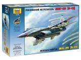 Macheta Zvezda Avion Rusesc MIG-29S (9-13) 1:72