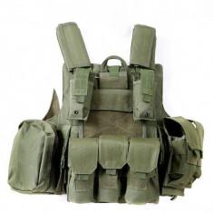 Vesta tactica Ciras Swiss Arms Olive - Echipament Airsoft