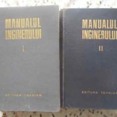 Manualul Inginerului Vol.1-2 Matematica, Fizica, Mecanica, Ch - Gheorghe Buzdugan, 411365 - Carti Constructii