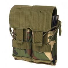 Portincarcator G36/AK-74 sau M4/M16 Woodland