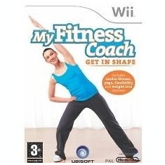 My fitness coach - Get in shape - Nintendo Wii [Second hand] - Jocuri WII, Sporturi, 3+, Single player