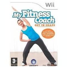 My fitness coach - Get in shape - Nintendo Wii [Second hand] - Jocuri WII, Sporturi, 3+, Single player