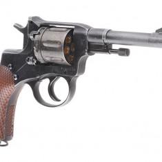 Replica revolver Nagant M1895 arma airsoft pusca pistol aer comprimat sniper shotgun