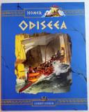 ODISEEA de HOMER , COPERTA SI ILUSTRATII de WALTER RIESS , 2007