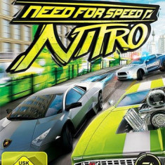 Need for Speed – NITRO - NFS - Nintendo Wii [Second hand] - Jocuri WII, Curse auto-moto, 12+, Multiplayer