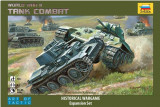 Kit Militar Zvezda Batalie intre Tancuri