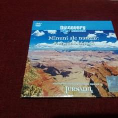 DVD DISCOVERY MINUNI ALE NATURII MARELE CANION - Film documentare, Romana