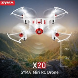 Syma X20 Mini Drona Multi-Copter Dron 2.4 g