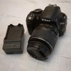 Camera foto Nikon D3100 - Aparat foto DSLR