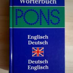 Kompakt-Worterbuch Pons English-Deutsch Deutsch-English