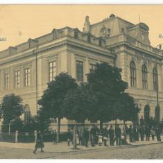 710 - FOCSANI, Romania - old postcard, CENSOR - used - 1917 - Carte Postala Moldova 1904-1918, Circulata, Printata