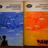 Ernest Hemingway – Pentru cine bat clopotele {2 volume} - Roman
