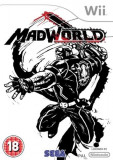 Mad World -   Nintendo Wii [Second hand], Actiune, 18+, Multiplayer