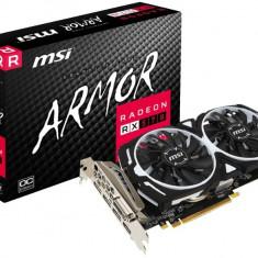Radeon RX 570 Armor 4G OC MSI 4GB GDDR5 - Placa video PC