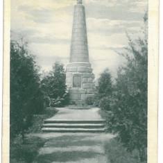 1633 - SIGHISOARA, Romania, Petofi statue - old postcard - used - 1917 - Carte Postala Transilvania 1904-1918, Circulata, Printata