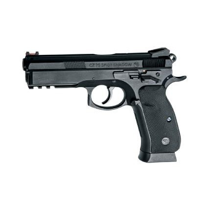 Replica ASG CZ 75 SP-01 Shadow CO2 GNB arma airsoft pusca pistol aer comprimat sniper shotgun