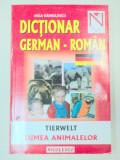 DICTIONAR GERMAN-ROMAN - ANCA BARBULESCU