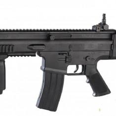 Replica FN SCAR-L Cybergun arma airsoft pusca pistol aer comprimat sniper shotgun