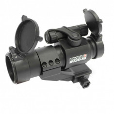 Red dot Military Swiss Arms