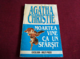 Cumpara ieftin AGATHA CHRISTIE - MOARTEA VINE CA UN SFARSIT