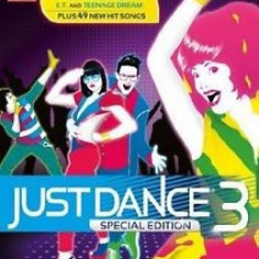 Just Dance 3 Special Edition - Nintendo Wii [Second hand] - Jocuri WII, Simulatoare, 3+, Multiplayer