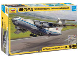 Macheta Zvezda Avion Rusesc de Transport Strategic Airlifter Il-76MD