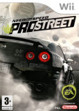 Need for Speed - Pro Street - NFS - Nintendo Wii [Second hand], Curse auto-moto, 12+, Multiplayer